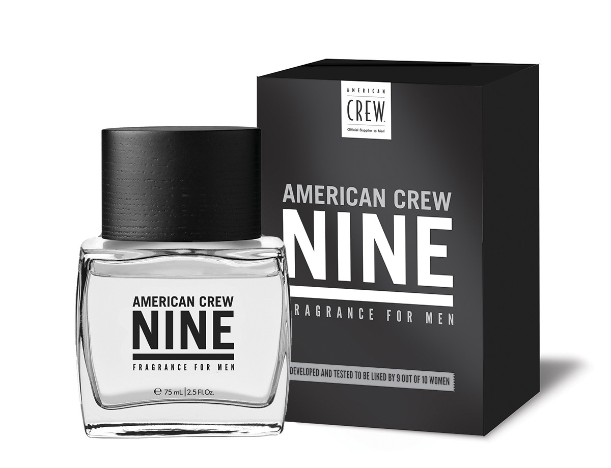 American Crew Nine Туалетная вода для мужчин, 75 мл7208444000Уникальный аромат, благодаря которому перед Вами не устоят 9 женщин из 10.Включает в себя запахи яблока, лаванды, кедрового дерева и янтаря.