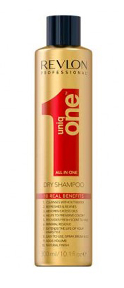 Uniq One Dry Shampoo – Сухой шампунь для волос, 300 мл revlon professional uniq one all in one conditioning shampoo 6 300 мл