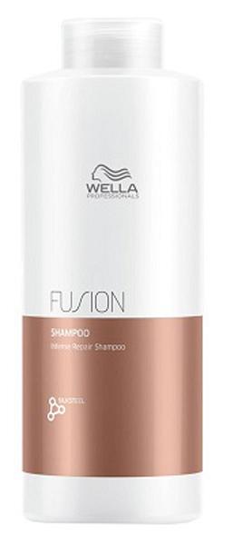 Wella Professionals Fusion Shampoo Интенсивно восстанавливающий шампунь, 1000 мл81616672Шампунь из новой линии для интенсивного восстановления волос представляет собой средство очищения из 3-этапного сервиса длительностью 20 минут, который включает в себя - подготовку (очищение), уход и запечатывание кутикулы волоса (может проводиться с применением климазона или вапоризатора). Эта изысканная премиальная процедура с применением эксклюзивной амино-сыворотки Fusion способствует интенсивному восстановлению волос, делает их эластичными и защищает от дальнейших повреждений.Очень нежный шампунь, который интенсивно ухаживает за поврежденными волосами, одновременно очищая их. Шампунь с технологией EDDS, микронизированными липидами и аминокислотами шелка.Способ применения: Нанесите небольшое количество шампуня от Велла на влажные волосы, помассируйте кожу головы и тщательно смойте средство теплой водой. При необходимости повторите процедуру еще раз.Объем: 1000 мл