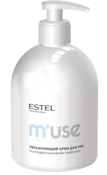 Estel Увлажняющий крем для рук MUSE Handcreme, 475 млMU475/C1Эффективно увлажняет, питает, восстанавливает мягкость и эластичность кожи.