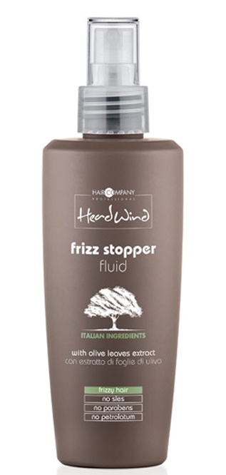 Hair Company Professional Head Wind Frizz Stopper Fluid Восстанавливающий флюид, 200 мл флюид kapous professional fluid with biotin against split ends of hair