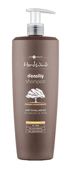 Hair Company Professional Head Wind Density Shampoo Шампунь, придающий объём, 1000 мл kemei 110v 240v kemei hair trimmer rechargeable electric clipper professional barber hair cutting beard shaving machine electr