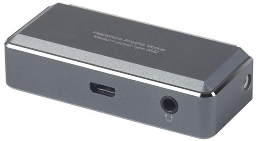 Fiio AM5, Titanium усилитель для наушников15118483Fiio AM5 - модуль-усилитель для плеера Х7 высокой мощности. Для усиления напряжения используется MUSES02 от MUSES – подразделения полупроводников для аудиофилов компании New Japan Radio Co. Ltd. Совместимый со сверхвысоким током для высокодинамичной музыкальной производительности и с регулируемым на аппаратном уровне коэффициентом усиления, чтобы быть совместимым с любым наушниками.В комплектацию X7 входит отвёртка для винтов T5, которые фиксируют AM5 на корпусе плеера.