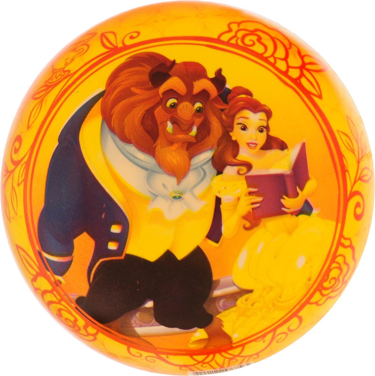 Fresh Trend Мяч детский Принцессы цвет желтый 21 см