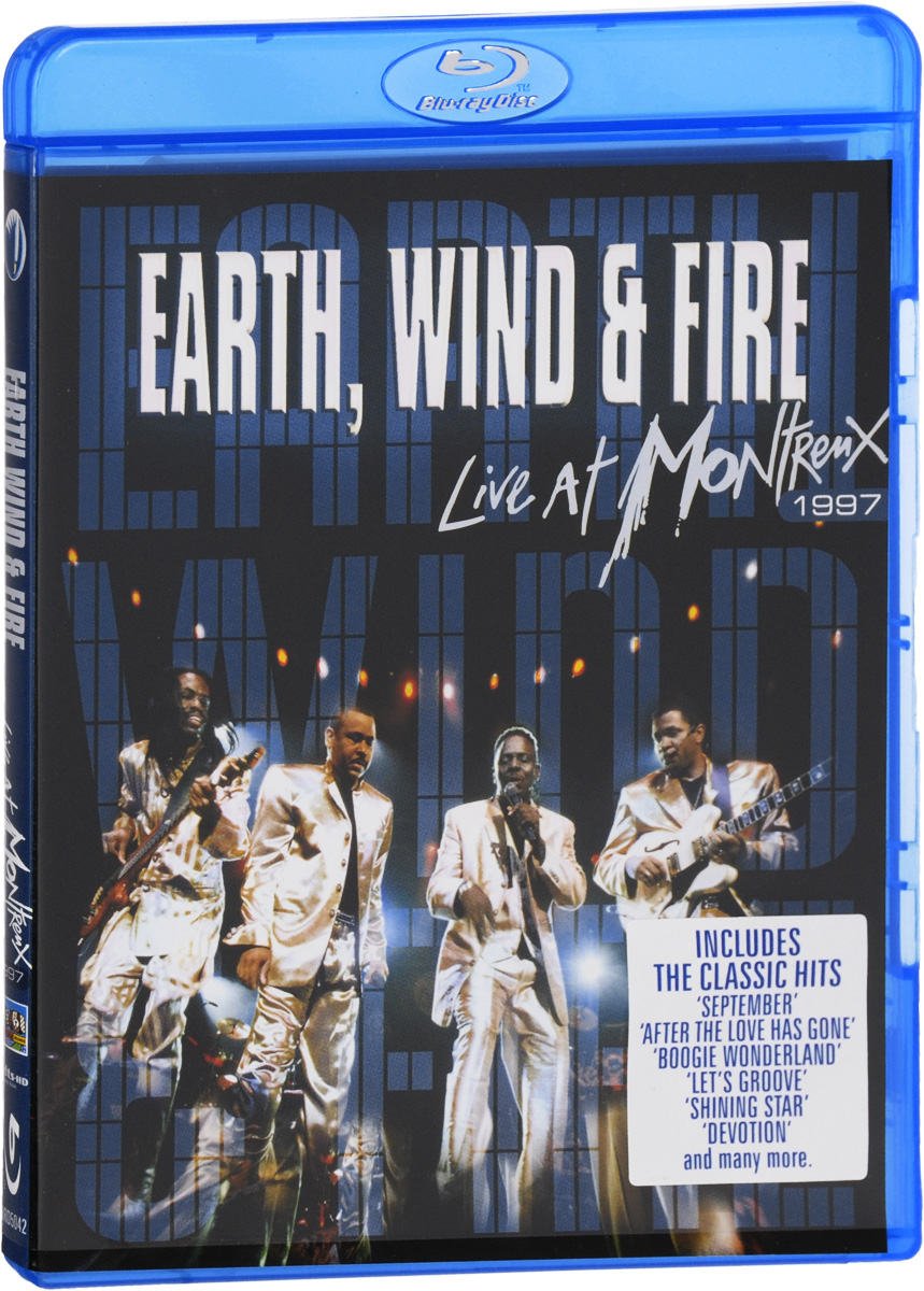 Earth, Wind & Fire: Live At Montreux 1997 sweden rock festival