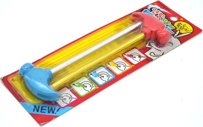 Карамба Карандаш с ластиком Молоток 2 шт цвет голубой красный002220Чернографитный карандаш Карамба с ластиком в виде молотка будет незаменим и для детей, которые только начинают рисовать, и для школьников. Его круглый корпус сделан из натурального дерева. Сверху на корпус надет ластик в виде молотка. Карандаш имеет очень прочный грифель самого высокого качества, который не крошится и не ломается при заточке.