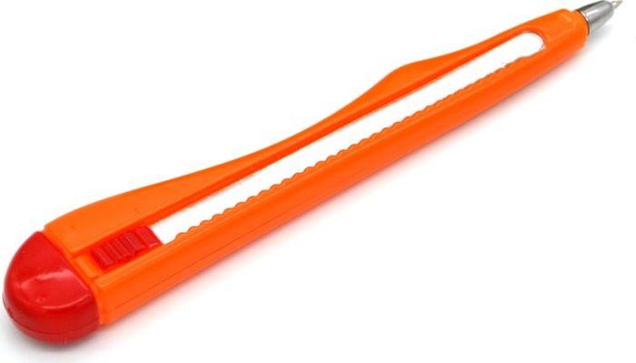 Карамба Ручка шариковая Инструменты Канцелярский нож цвет корпуса оранжевый