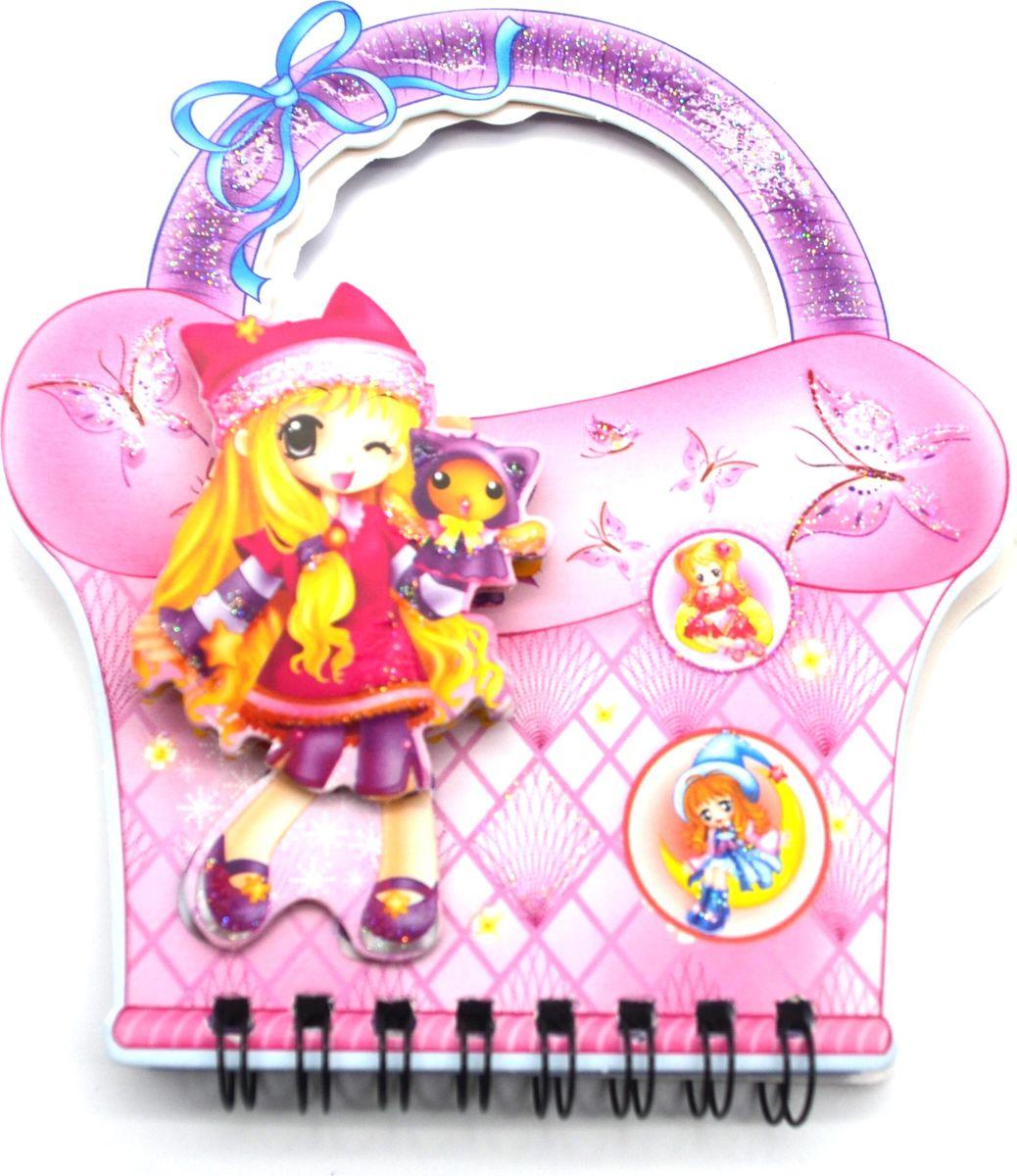 Карамба Блокнот Девочка на розовой корзинке 60 листов в линейку3536Блокнот Карамба Девочка на розовой корзинке содержит 60 листов в линейку.Блокнот станет достойным аксессуаром среди ваших канцелярских принадлежностей.