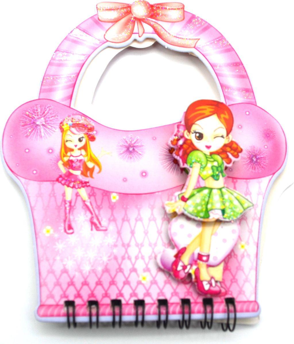 Карамба Блокнот Девочка на розовой корзинке 2 60 листов в линейку3537Блокнот Карамба Девочка на розовой корзинке 2 содержит 60 листов в линейку.Блокнот станет достойным аксессуаром среди ваших канцелярских принадлежностей.