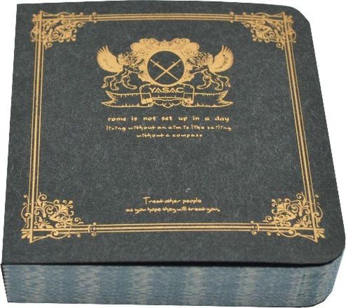 Карамба Блокнот 80 листов в линейку цвет черный блокнот любовное послание 80 листов