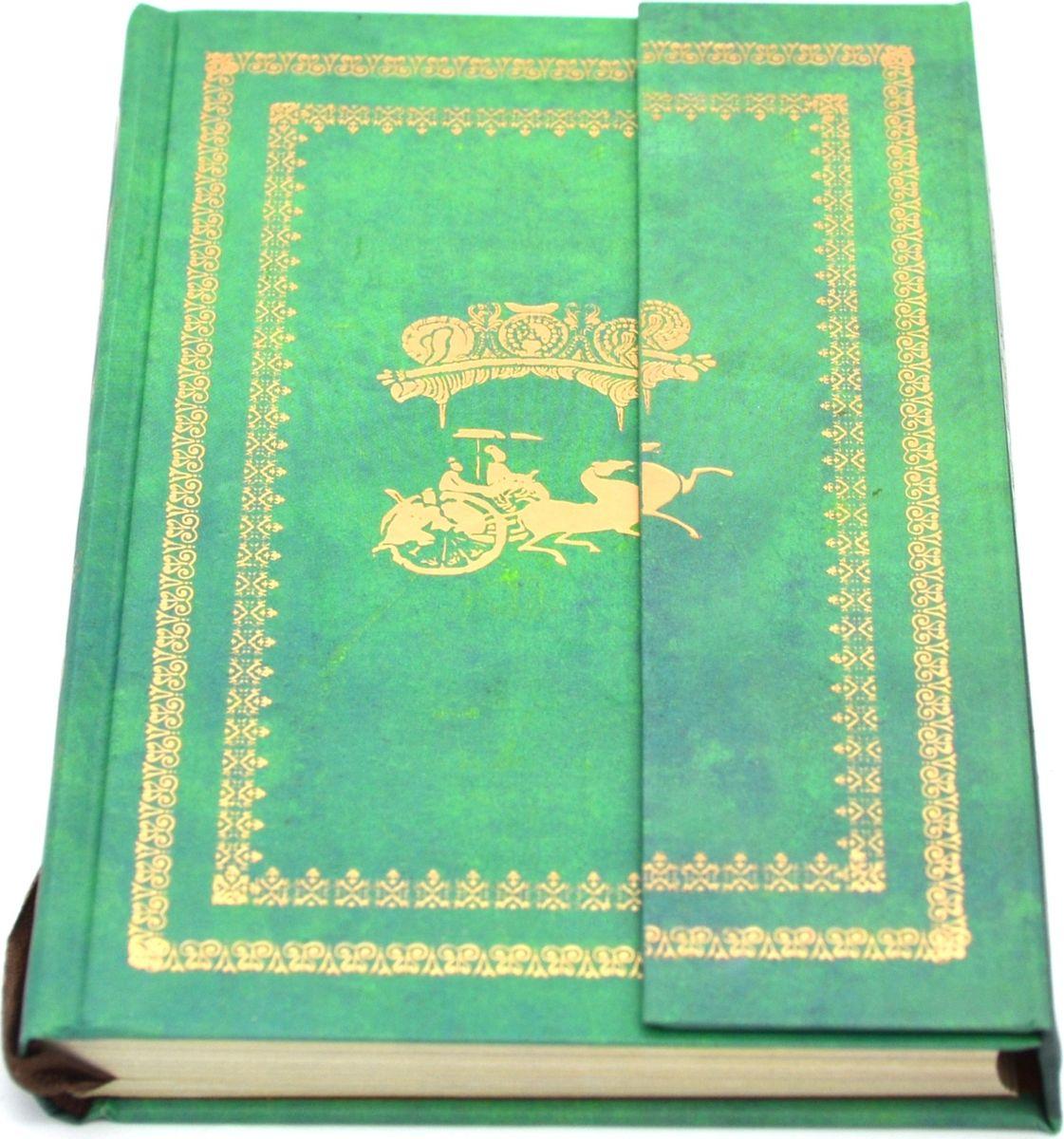 Карамба Блокнот на магните 98 листов цвет зеленый4126Стильный блокнот Карамба с жесткой обложкой - незаменимый атрибут современного человека, необходимый для рабочих и повседневных записей в офисе и дома. Магнитная застежка. 98 цветных листов с нежным рисунком.
