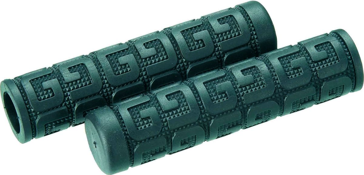 Грипсы Bike Attitude VLG159, длина 12,5 см, цвет: черный, 2 шт