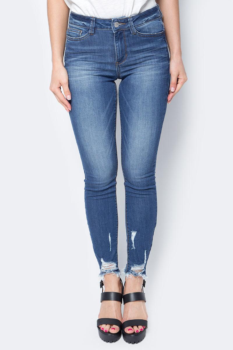 Джинсы женские Tom Tailor, цвет: синий. 6205645.62.71_1052. Размер 28 (42/44) джинсы женские sandy lady sz 2015
