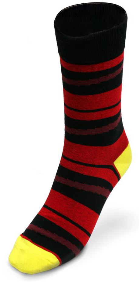 Носки унисекс ВсеРадости Серпантин, цвет: черный, бордовый. 172007. Размер 36/43 накладной светильник odeon light ulen 2737 2w