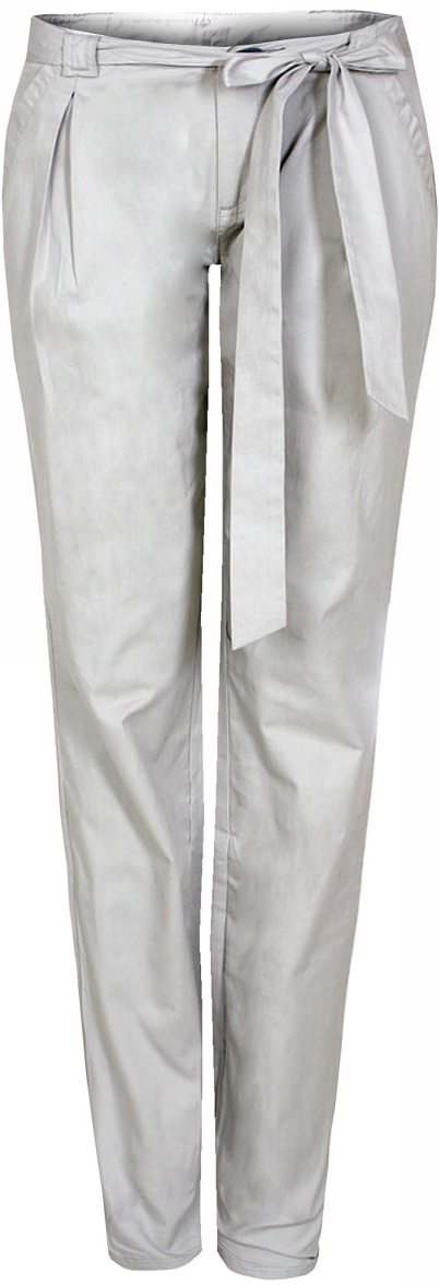 Брюки женские oodji Ultra, цвет: светло-серый. 11700160/27125/2000N. Размер 34-170 (40-170) пуловеры oodji пуловер