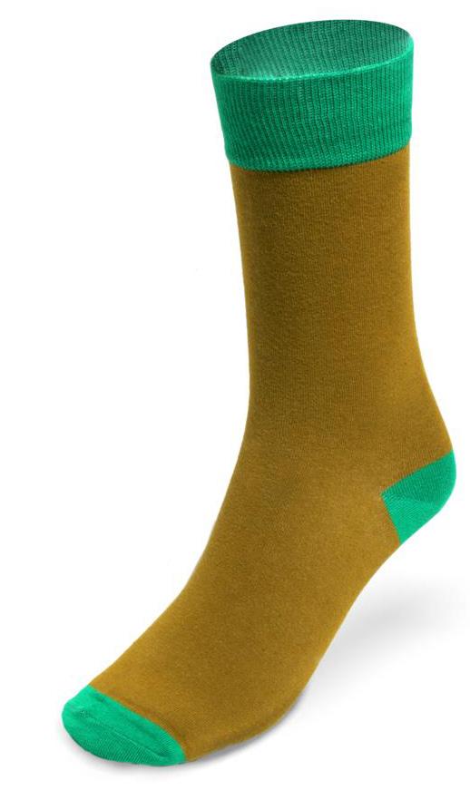 Носки унисекс ВсеРадости Командирские, цвет: зеленый, коричневый. 172008. Размер 36/43172008Яркие носки ВсеРадости добавляют позитива в настроение и подчеркивают неповторимый стиль своего владельца. Носочки на каждый день и случай жизни.