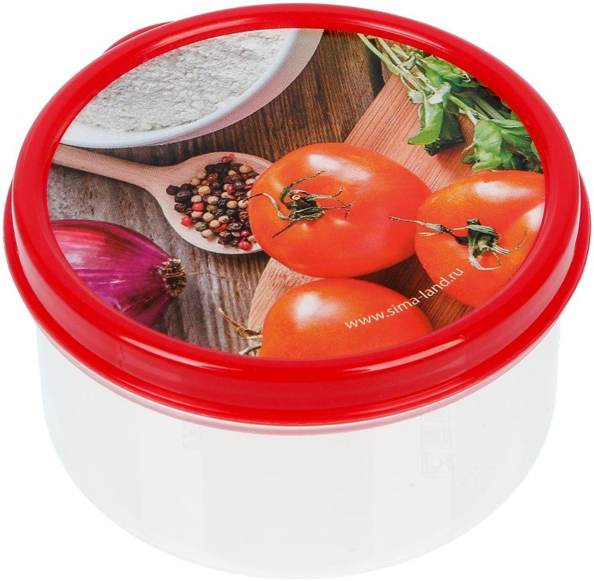 Ланч-бокс Доляна №3, круглый, 150 мл1333924Если после вкусного обеда осталась еда, а насладиться трапезой хочется и на следующий день, ланч-бокс станет отличным решением данной проблемы!Такой контейнер является незаменимым предметом кухонной утвари, ведь у него много преимуществ:Простота ухода. Ланч-бокс достаточно промыть тёплой водой с небольшим количеством чистящего средства, и он снова готов к использованию.Вместительность. Большой выбор форм и объёма поможет разместить разнообразные продукты от сахара до супов.Эргономичность. Ланч-боксы очень легко хранить даже в самой маленькой кухне, так как их можно поставить один в другой по принципу матрёшки.Многофункциональность. Разнообразие цветов и форм делает возможным использование контейнеров не только на кухне, но и в других областях домашнего быта.Любители приготовления обеда на всю семью в большинстве случаев приобретают ланч-боксы наборами, так как это позволяет рассортировать продукты по всевозможным признакам. К тому же контейнеры среднего размера станут незаменимыми помощниками на работе: ведь что может быть приятнее, чем порадовать себя во время обеда прекрасной едой, заботливо сохранённой в контейнере?В качестве материала для изготовления используется пластик, что делает процесс ухода за контейнером ещё более эффективным. К каждому ланч-боксу в комплекте также прилагается крышка подходящего размера, это позволяет плотно и надёжно удерживать запах еды и упрощает процесс транспортировки.Однако рекомендуется соблюдать и меры предосторожности: не использовать пластиковые контейнеры в духовых шкафах и на открытом огне, а также не разогревать в микроволновых печах при закрытой крышке ланч-бокса. Соблюдение мер безопасности позволит продлить срок эксплуатации и сохранить отличный внешний вид изделия.Эргономичный дизайн и многофункциональность таких контейнеров — вот, что является причиной большой популярности данного предмета у каждой хозяйки. А в преддверии лета и дачного сезона такое приобретение позволит поднят