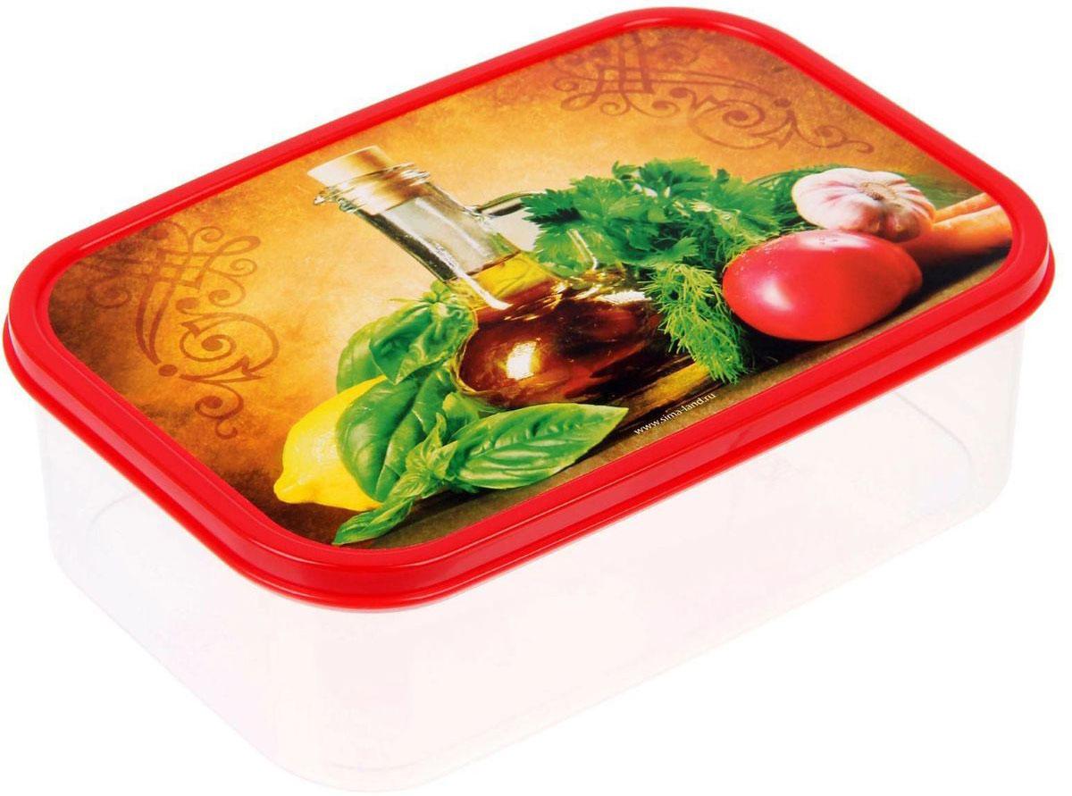 Ланч-бокс Доляна №7, прямоугольный, 1,2 л1333933Если после вкусного обеда осталась еда, а насладиться трапезой хочется и на следующий день, ланч-бокс станет отличным решением данной проблемы!Такой контейнер является незаменимым предметом кухонной утвари, ведь у него много преимуществ:Простота ухода. Ланч-бокс достаточно промыть тёплой водой с небольшим количеством чистящего средства, и он снова готов к использованию.Вместительность. Большой выбор форм и объёма поможет разместить разнообразные продукты от сахара до супов.Эргономичность. Ланч-боксы очень легко хранить даже в самой маленькой кухне, так как их можно поставить один в другой по принципу матрёшки.Многофункциональность. Разнообразие цветов и форм делает возможным использование контейнеров не только на кухне, но и в других областях домашнего быта.Любители приготовления обеда на всю семью в большинстве случаев приобретают ланч-боксы наборами, так как это позволяет рассортировать продукты по всевозможным признакам. К тому же контейнеры среднего размера станут незаменимыми помощниками на работе: ведь что может быть приятнее, чем порадовать себя во время обеда прекрасной едой, заботливо сохранённой в контейнере?В качестве материала для изготовления используется пластик, что делает процесс ухода за контейнером ещё более эффективным. К каждому ланч-боксу в комплекте также прилагается крышка подходящего размера, это позволяет плотно и надёжно удерживать запах еды и упрощает процесс транспортировки.Однако рекомендуется соблюдать и меры предосторожности: не использовать пластиковые контейнеры в духовых шкафах и на открытом огне, а также не разогревать в микроволновых печах при закрытой крышке ланч-бокса. Соблюдение мер безопасности позволит продлить срок эксплуатации и сохранить отличный внешний вид изделия.Эргономичный дизайн и многофункциональность таких контейнеров — вот, что является причиной большой популярности данного предмета у каждой хозяйки. А в преддверии лета и дачного сезона такое приобретение позволит п
