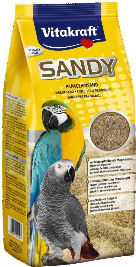 Песок для крупных попугаев Vitakraft