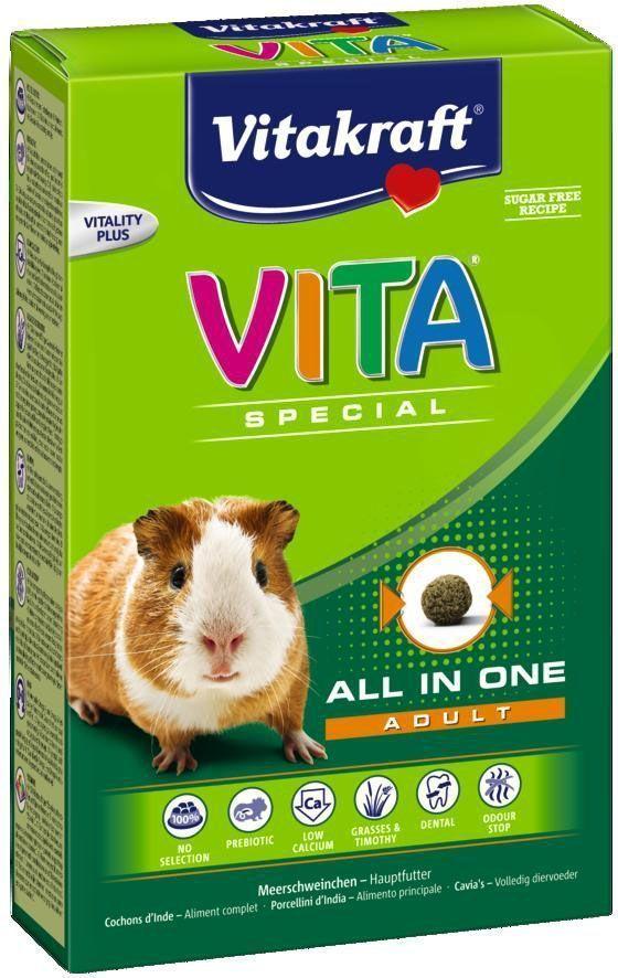 Корм для морских свинок Vitakraft