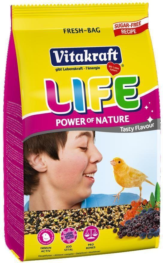 Корм для канареек Vitakraft  Life , 800 г