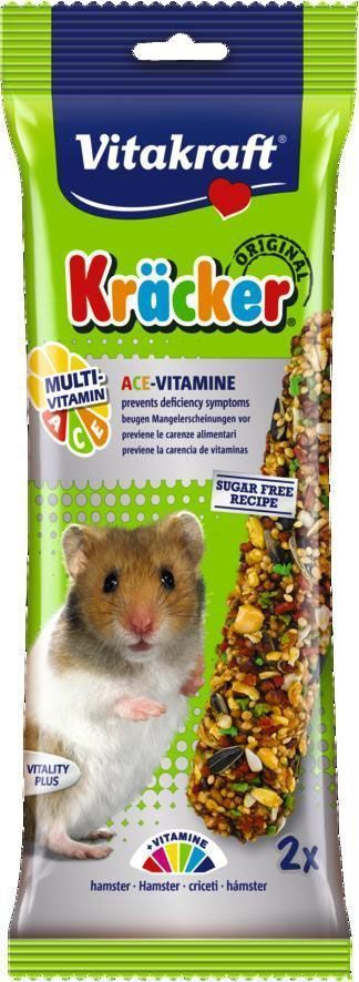 "Крекеры для хомяков ""Vitakraft"", мультивитамин, 2 шт"