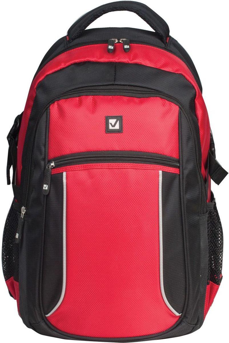 Brauberg Рюкзак Пламя225290Универсальный рюкзак для тех, кто ценит практичность и комфорт. Удобная вместительная форма, лаконичный дизайн, яркий цвет - одни из основных преимуществ данной модели, которые обязательно оценит современная молодежь.•2 отделения, 3 кармана. •Отделение для ноутбука с диагональю 15. •Формоустойчивая спинка. •Водоотталкивающая ткань. •Регуляторы лямок и объема. •Размер: 30х13х44 см. •Объем: 20 л.