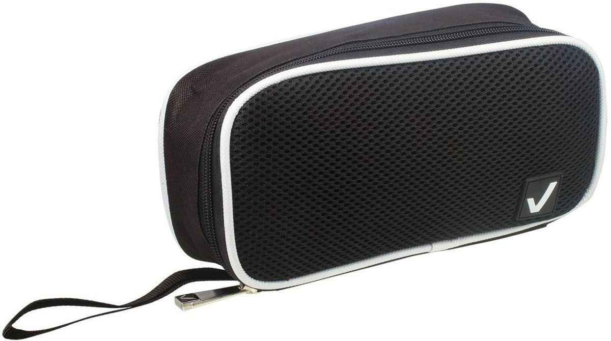 Brauberg Пенал-сумочка Smart240489Пенал-сумочка Brauberg Smart очень удобный, компактный и предназначен для переноски и хранения необходимых в повседневной жизни, командировках и путешествиях вещей: косметики, USB-устройств, компьютерной мыши, зарядного устройства, антирадара, видеорегистратора, навигатора.Пенал имеет функциональные кармашки для мелких предметов.Классическая лента на липучке предназначена для фиксации содержимого.Такой пенал станет незаменимым помощником.