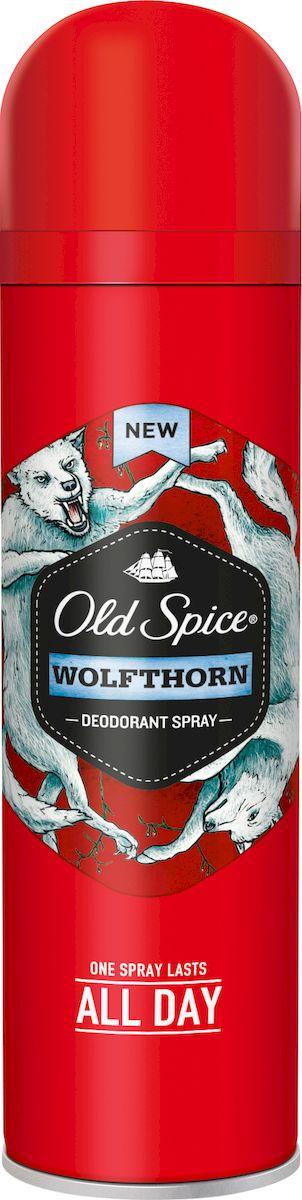 "Old Spice Дезодорант-спрей ""Wolfthorn"", 150 мл"