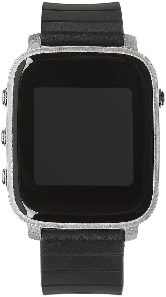 SMA Time смарт-часы, Silver Black