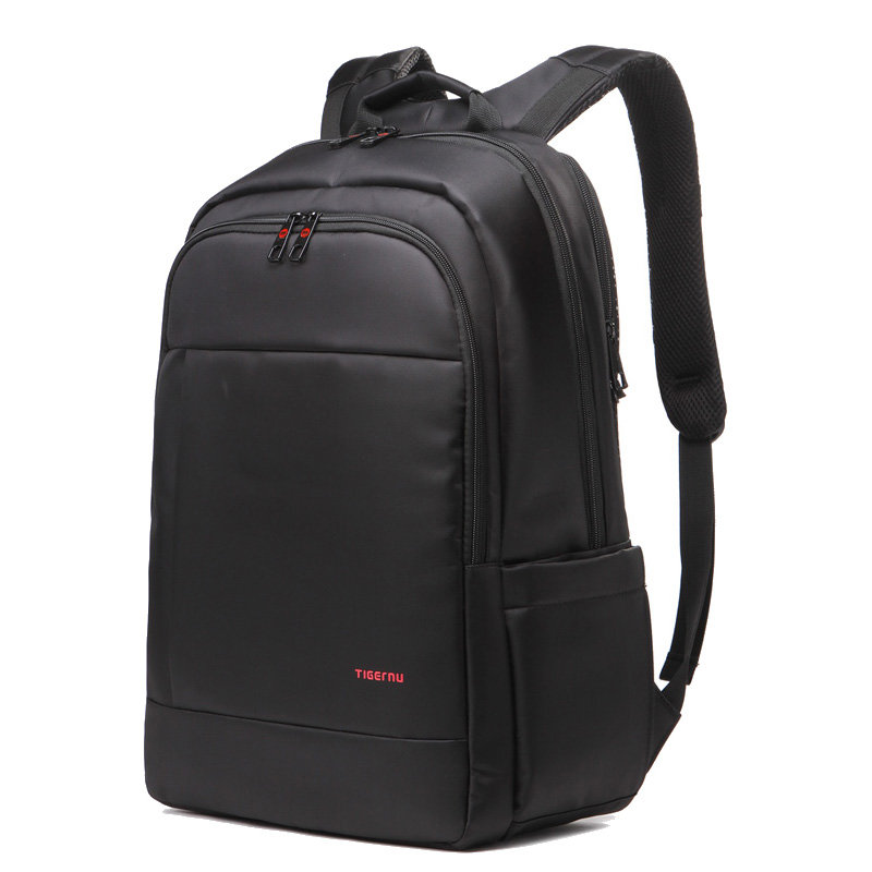 Tigernu T-B3142, Black рюкзак для ноутбука 17T-B3142Рюкзак Tigernu T-B3142 отлично подойдет для работы, учебы или путешествий. Сделан из высокопрочного,водоотталкивающего материала. Довольно легкий. Отделение для ноутбука и планшета со вставкой из защитной пены, которое защитит ваши устройства от царапин и других повреждений. S-образная конструкция спинки с воздухопроницаемой губкой обеспечивает идеальную мягкую посадку. Основное отделение с двойной молнией (защита от кражи).