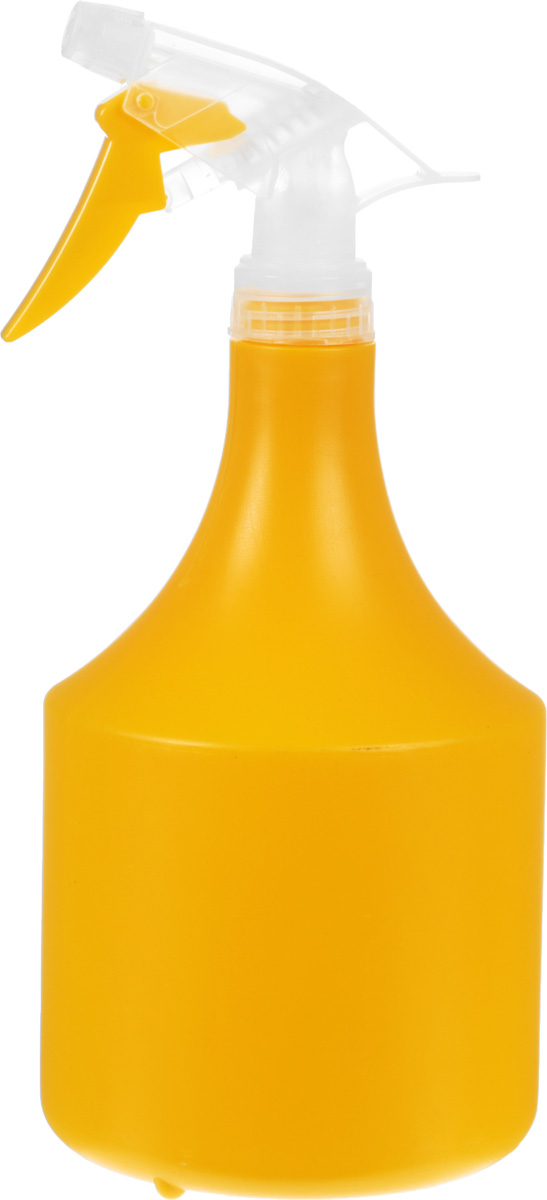 Опрыскиватель Idea Капля, цвет: желтый, 1 л опрыскиватель компрессионный kwazar venus супер 360 цвет оранжевый 1 л