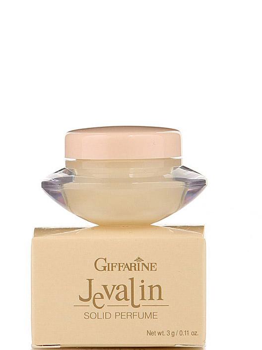 Giffarine Jevalin Solid Perfume Сухие духи с природными феромонами Jevalin, 3 г11914Изысканный цветочно-растительный аромат с восточными нотками, сочетающий в себе как непоколебимую целеустремленность и уверенность в своей безупречности, так и нежность, романтичность, мягкость натуры. Парфюм рисует образ роскошной женщины, которая не может не привлекать внимания!Краткий гид по парфюмерии: виды, ноты, ароматы, советы по выбору. Статья OZON Гид