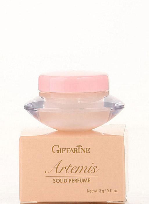 Giffarine Artemis Solid Perfume Сухие духи с природными феромонами Artemis, 3 г11915Концентрированная нежность восточного аромата позволит Вам не только всегда чувствовать себя комфортно, но и завораживать окружающих, оставляя тонкий, запоминающийся шлейф. В этот парфюм хочется закутаться, как в теплый жакет или мягкий плед! Он уютен, но вместе с тем не лишен магической притягательности.Краткий гид по парфюмерии: виды, ноты, ароматы, советы по выбору. Статья OZON Гид