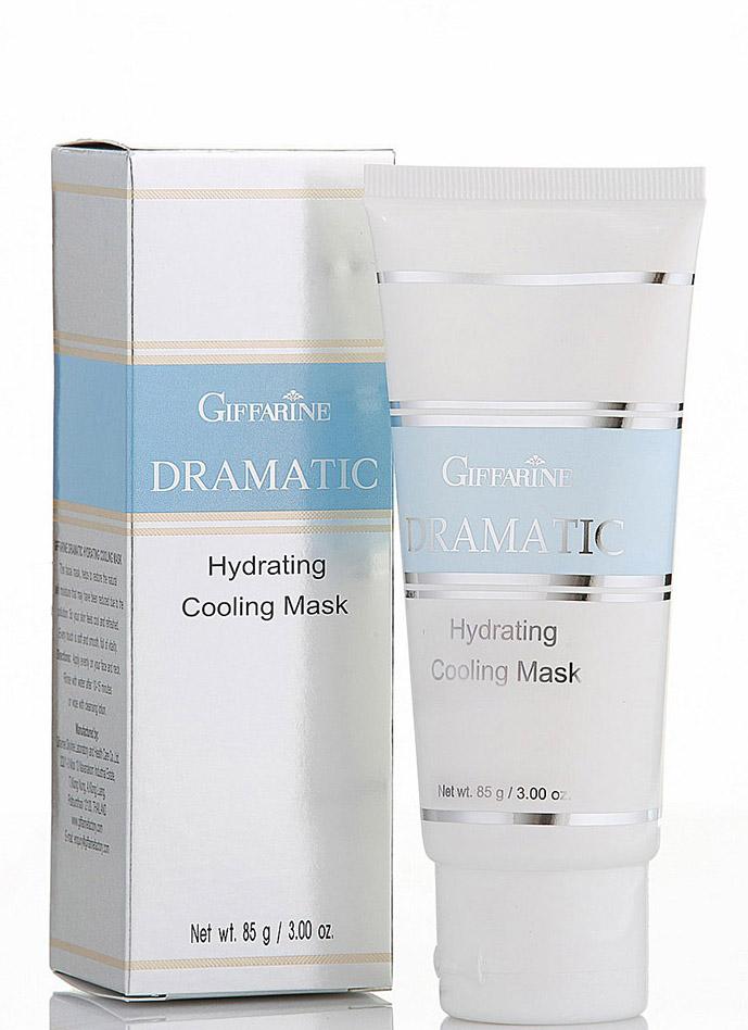 Giffarine Охлаждающая и увлажняющая маска для лица DRAMATIC, 85 г масла giffarine травяной ингалятор карандаш от giffarine по 2 шт в упаковке