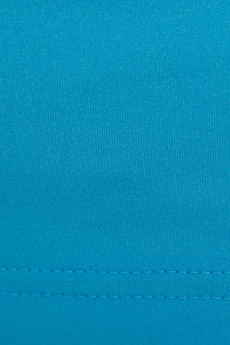 Майка женская adidas, цвет:  бирюза.  BQ1402.  Размер L (48/50) Adidas