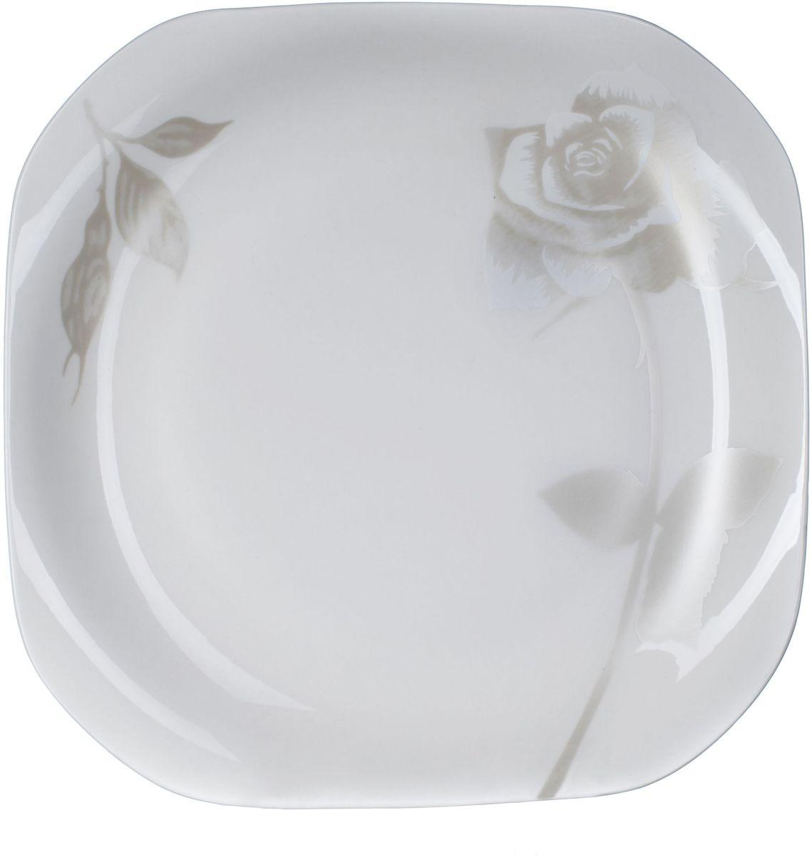 Тарелка подстановочная Elff Decor Рейчел, 27 см2300-817Тарелка Рейчел изготовлена из фарфора. Подстановочная тарелка - это особый вид тарелок. Обычно она выполняет исключительно декоративную функцию. Такая тарелка изысканно украсит сервировку как обеденного, так и праздничного стола.