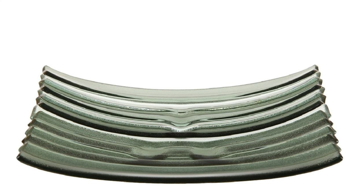 Блюдо Elff Decor, прямоугольное, 30 х 20 см салфетница в подарочной упаковке elff decor цвет серебряный металлический
