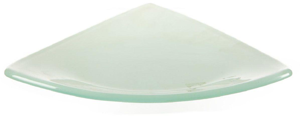 Тарелка Elff Decor Sand, треугольная, 23 х 23 см4216Тарелка из коллекции посуды Elff Decor Sand выполнена из стекла в японском стиле.В Японии искренне восхищаются красотой пищи и умением подачи её на стол, не менее важна посуда,на которой она преподносится.Тарелки и блюда из этой серии очень прочны и удобны, эффектно подчеркнут ваши кулинарные старания, а гости оценят ваш приём на должном уровне.