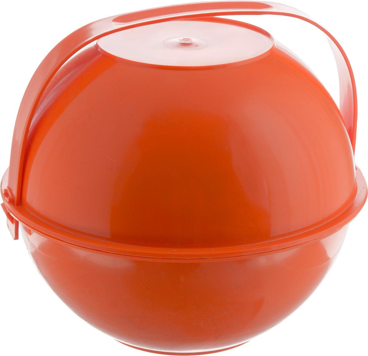 Набор пластиковой посуды Gotoff Туристический, цвет: оранжевый, 21 предметWTC-800_оранжевыйНабор пластиковой посуды Gotoff Туристический включает 6 глубоких тарелок, 6 плоских тарелок, 6 стаканов, поднос/разделочную доску и 2 салатника. Изделия выполнены из прочного пищевого полипропилена. Набор отлично подойдет как для холодных, так и для горячих блюд. Его удобно использовать на даче, брать с собой на пикники и в поездки. Пластиковая посуда не разобьется и будет служить вам долгое время. Изделия легко моются, гигиеничны, не накапливают запахов. Набор имеет удобный контейнер для хранения с ручкой для переноски. Контейнер при желании можно использовать в качестве двух мисок. Диаметр глубокой тарелки: 19 см. Высота глубокой тарелки: 4 см. Диаметр плоской тарелки: 21 см. Диаметр стакана: 7 см. Высота стакана: 9 см. Диаметр подноса: 22 см. Диаметр салатника: 24,5 см. Высота салатника: 10 см.