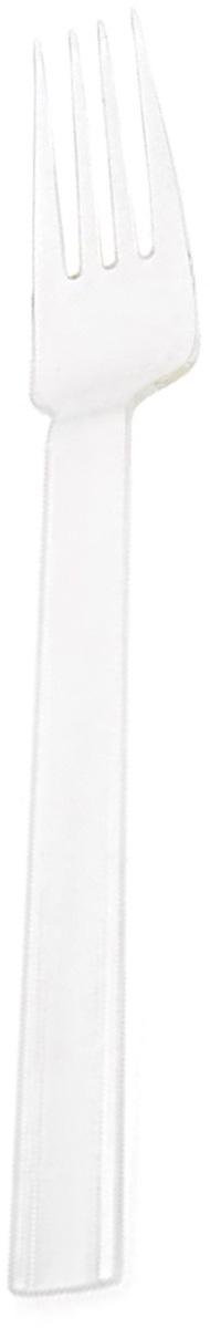 Набор пластиковых вилок Duni Victoria, длина 17 см, 50 шт159726Еда - одна из важнейших частей нашей жизни. Еда объединяет разных людей. Впечатляющая сервировка стола вдохновит любое застолье и превратит его в запоминающийся момент - для всех чувств, не только вкуса. В набор Duni Victoria входит 50 вилок. Изделиявыполнены из высококачественного пластика. Приборыпредназначены для одноразового использования.Длина вилки: 17 см.