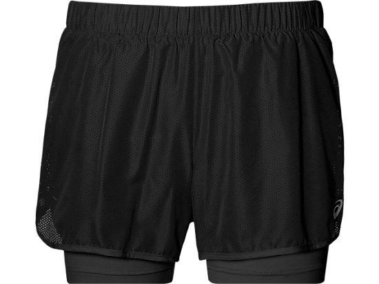 Женские шорты Asics 2-N-1 3.5in Short отличным дополнением к вашему спортивному гардеробу. Они выполнены из полиэстера, удобно сидят и превосходно отводят влагу от тела, оставляя кожу сухой. Модель дополнена эластичной резинкой на поясе. Эти модные шорты идеально подойдут для бега и других спортивных упражнений. В них вы всегда будете чувствовать себя уверенно и комфортно.