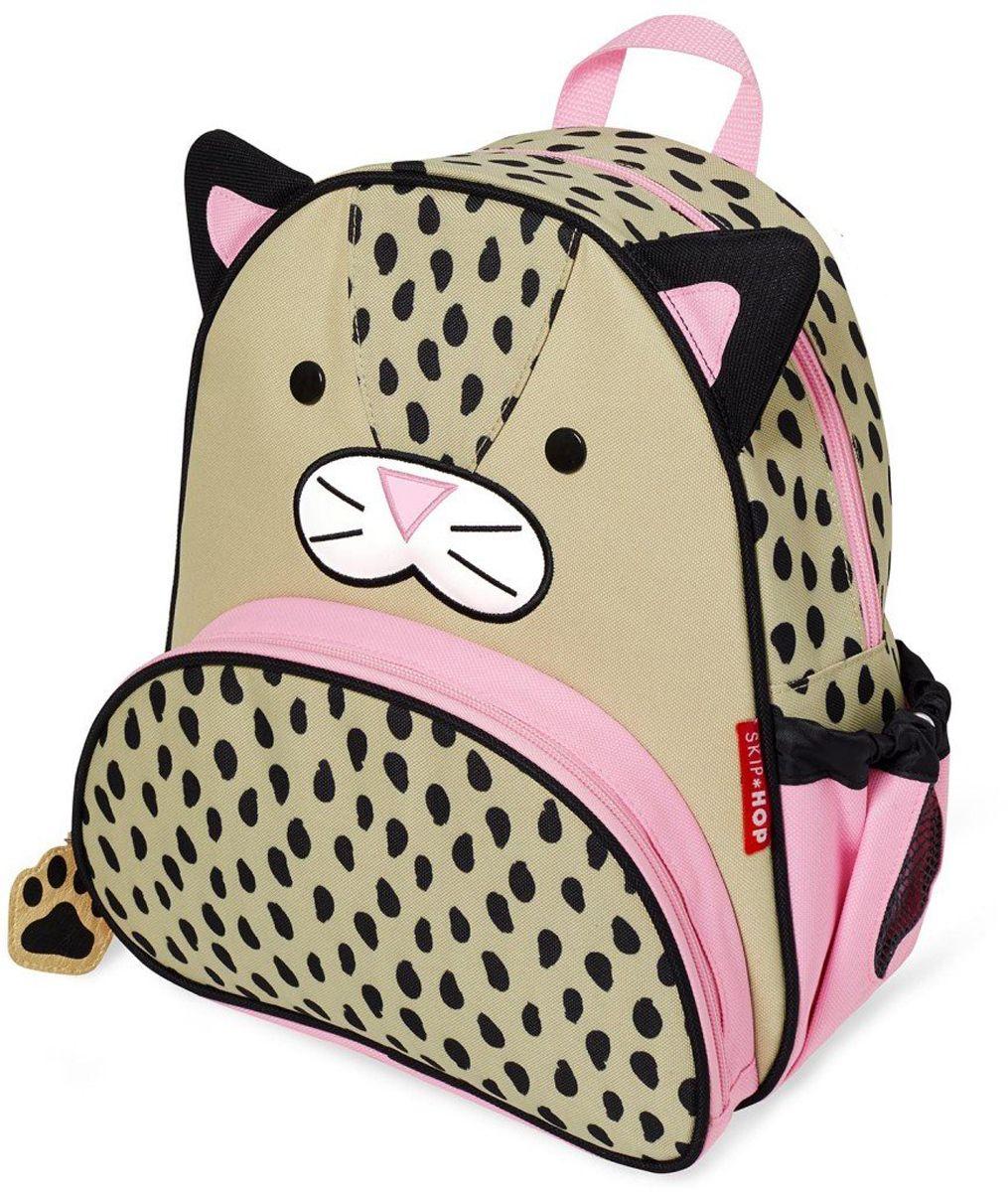 Skip Hop Рюкзак дошкольный Леопард рюкзак детский поросенок skip hop