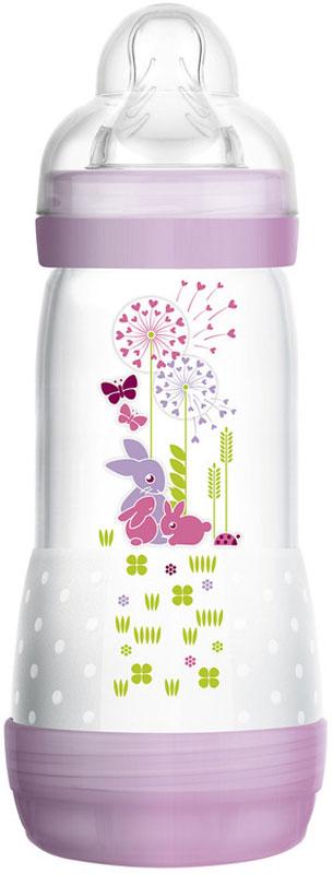 МАМ Бутылочка для кормления Anti-Colic цвет сиреневый 320 мл