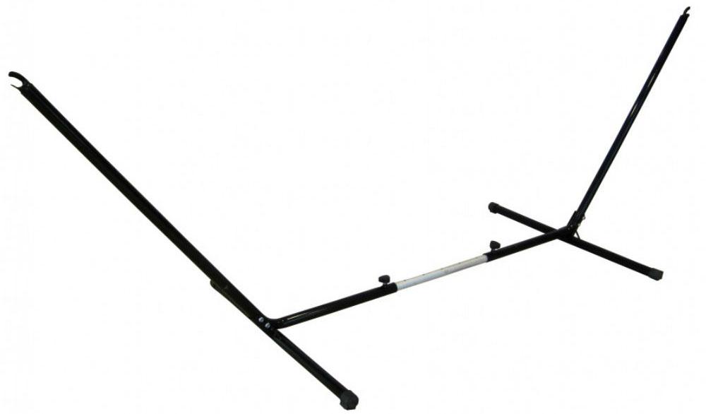 Подставка для гамака Greenwood, раздвижная, 275/325 х 105 х 108 см. 75109261378Раздвижная подставка для гамака Greenwood выполнена из стали.Размеры: 275/325 х 105 х 108 см.Максимальная нагрузка: 100 кг.Вес: 18 кг.