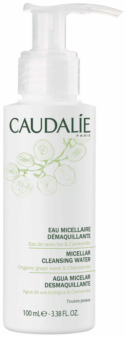 Caudalie Мицеллярная вода для снятия макияжа, 100 мл143Мицеллярная вода великолепно очищает и снимает макияж. Подходит для самой чувствительной кожи и снятия макияжа с глаз.