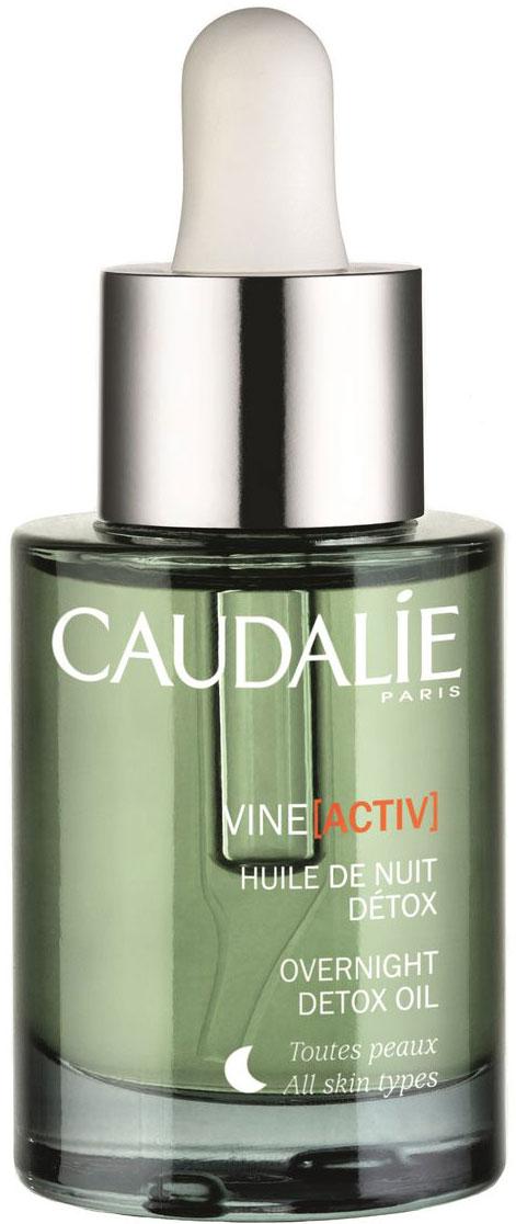 Caudalie Ночное Детокс-масло VineActiv, 30 мл211Сухое масло способствует регенерации уставшей кожи в течение ночи. Выводит токсины, дарит свежий вид.