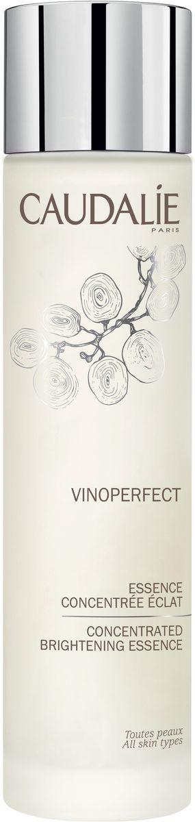 Caudalie Эссенция-концентрат для сияния кожи Vinoperfect, 150 мл caudalie сыворотка сияние против пигментных пятен vinoperfect 30 мл