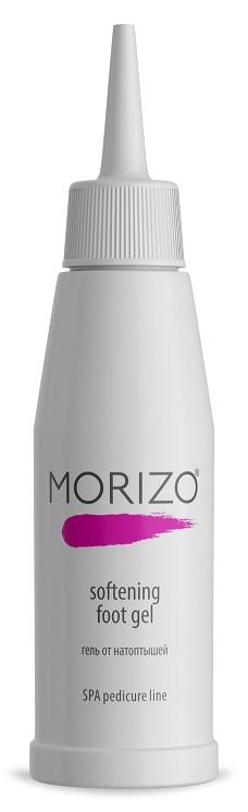 Morizo Гель от натоптышей, 100 мл109008Гель смягчает и разрыхляет ороговевший слой клеток, обеспечивает бережное обновление, восстанавливает гладкость и мягкость стоп.
