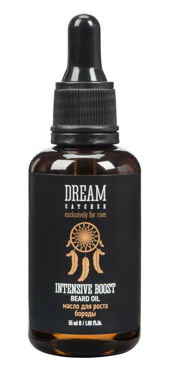 Dream Catcher Масло для роста бороды Intensive boost beard oil, 55 мл - Бритье и депиляция